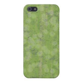 SUBTLE GREEN DESIGN iPhone SE/5/5s CASE