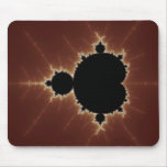 Subtle Power Fractal Mouse Pad