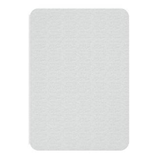 Subtle Running Bond Brick 3.5x5 Paper Invitation Card