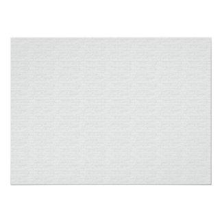 Subtle Running Bond Brick 5.5x7.5 Paper Invitation Card