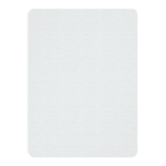 Subtle Running Bond Brick Wall 5.5x7.5 Paper Invitation Card