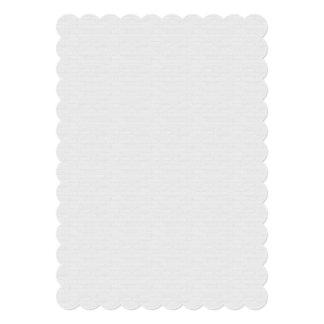 Subtle Running Bond Brick Wall 5x7 Paper Invitation Card