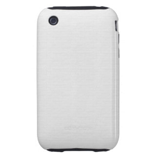 Subtle Running Bond Brick Wall iPhone 3 Tough Cover