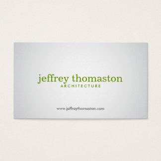 SUBTLE SPOTLIGHT No. 2 Designer Business Card