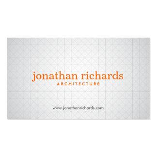 SUBTLE SPOTLIGHT No. 3 Designer Business Card