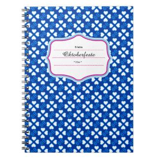 Subtly Bavarian Notebook