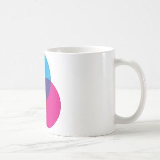 Subtractive Color Mixing Chart Classic White Coffee Mug