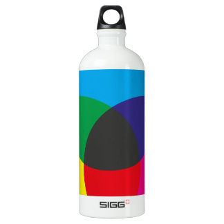 Subtractive Color Mixing Chart SIGG Traveler 1.0L Water Bottle