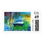 Subtropic Fragmented - 2003 Postage Stamp