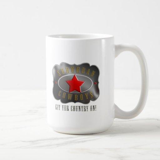 Suburban Cowboys Coffee Mug