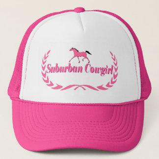 Suburban Cowgirl Trucker Hat