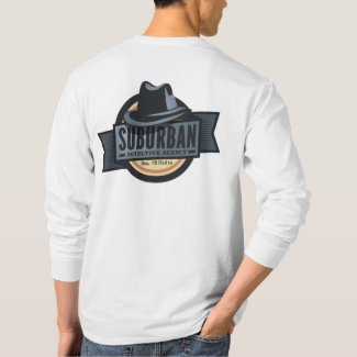 Suburban Detective Agency Long Sleeve T-shirt