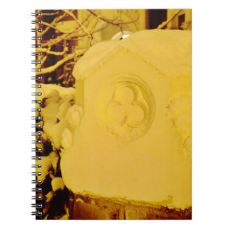 Suburban Snow Note Books