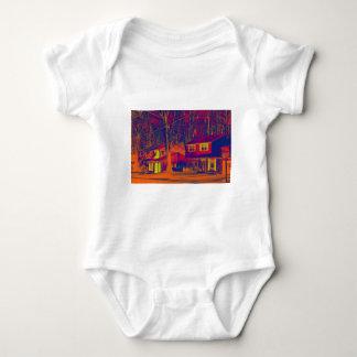Suburbia Altered Baby Bodysuit