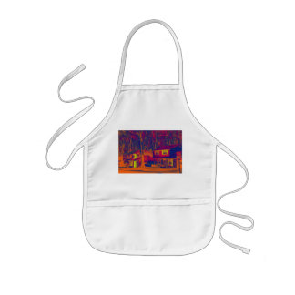 Suburbia Altered Kids Apron