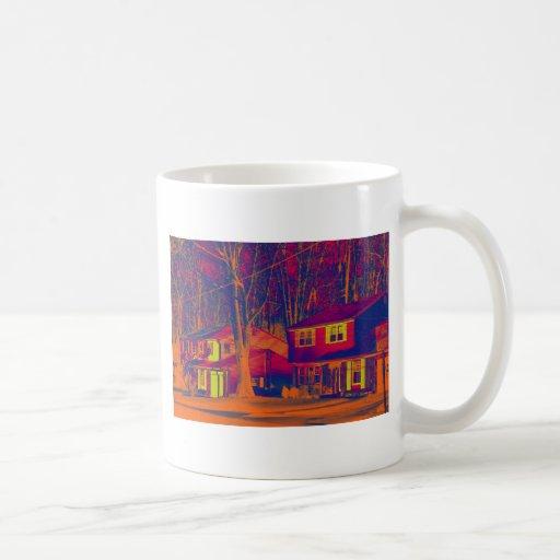 Suburbia Altered Mug I