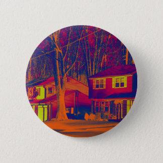 Suburbia Altered Round Button