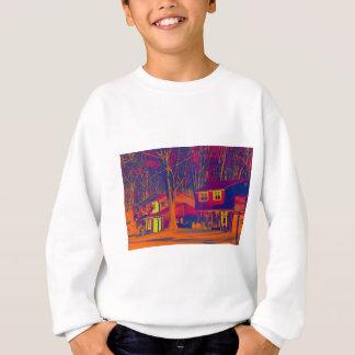 Suburbia Altered Sweatshirt Kids