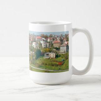 Suburbios de Praga Taza De Café