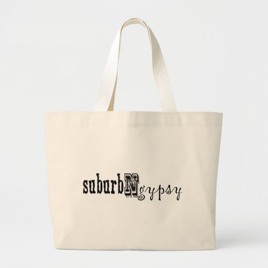 suburbngypsy large tote bag