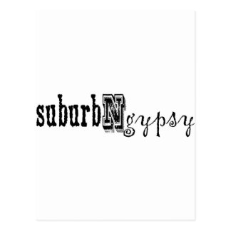 suburbngypsy postcard
