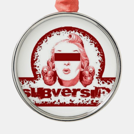 Subversify Ornament