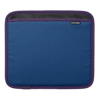 Subway Blue-Metro Midi Blue-Uptown Girl iPad Sleeve