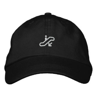 Subway Cap Embroidered Baseball Cap