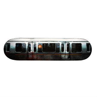 Subway Deck Skate Board Deck