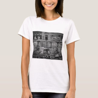 Subway Excavation Seventh Ave and 24-25th Streets T-Shirt