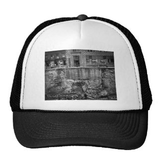Subway Excavation Seventh Ave and 24-25th Streets Trucker Hat