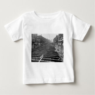 Subway Excavation Seventh Ave New York City 1913 Baby T-Shirt