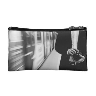 subway makeup bag
