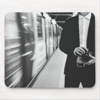 subway mouse pad