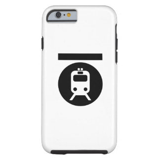 Subway Pictogram iPhone 6 Case