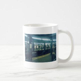 Subway Station Coffee Mug
