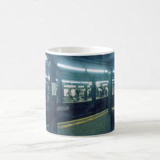 Subway Station Mugs