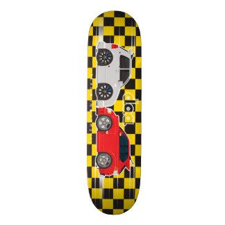SUBY VS R CUSTOM SKATE BOARD