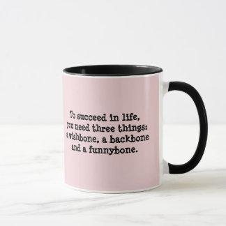 Succeed In Life Mug