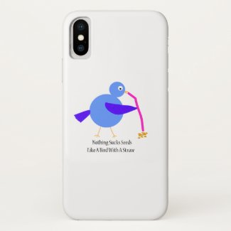 Success Bird iPhone X Case