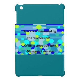 Success by Diamante Lavendar Case For The iPad Mini