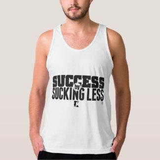 Success By Sucking Less Men's Shirt (Light)