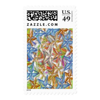 Success Celebrations - Stars n Pearls Colors Postage