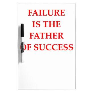 success Dry-Erase board
