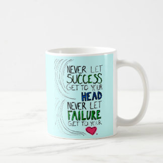 Success & Failure Coffee Mug