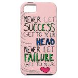 Success & Failure iPhone 5 Cases
