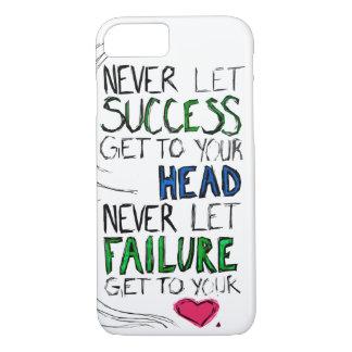 Success & Failure iPhone 7 Case