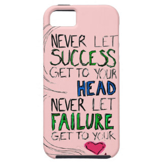 Success & Failure iPhone SE/5/5s Case