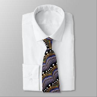 Success for men neck tie