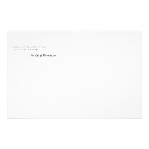Success-Get it started Stationary Stationery